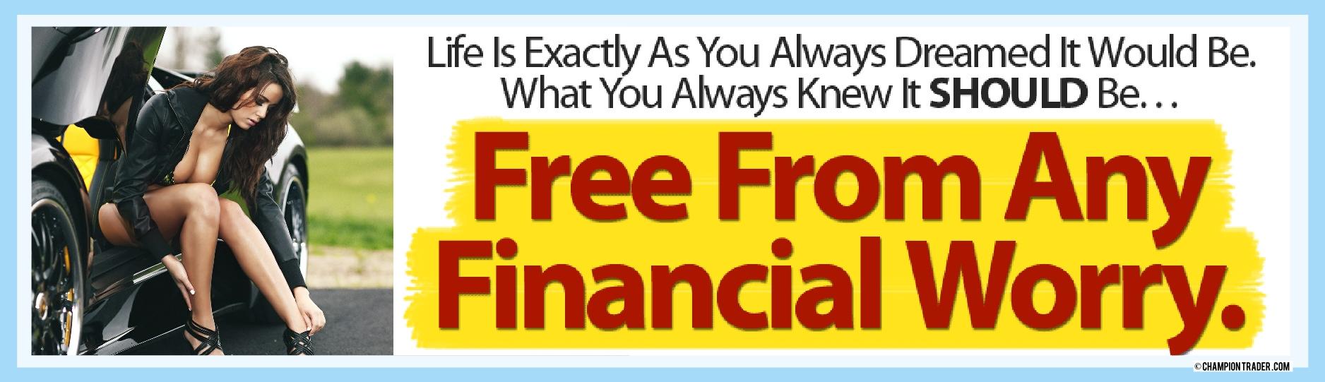v2 The Money EA forex expert advisor logo start making money today! live the life you've always dreamed of